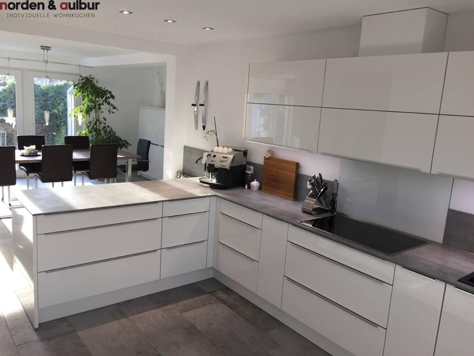 die wohnküche gibt den takt an | norden & aulbur gmbh, Hause deko