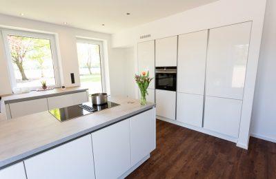 Moderne norden & aulbur-Wohnküche